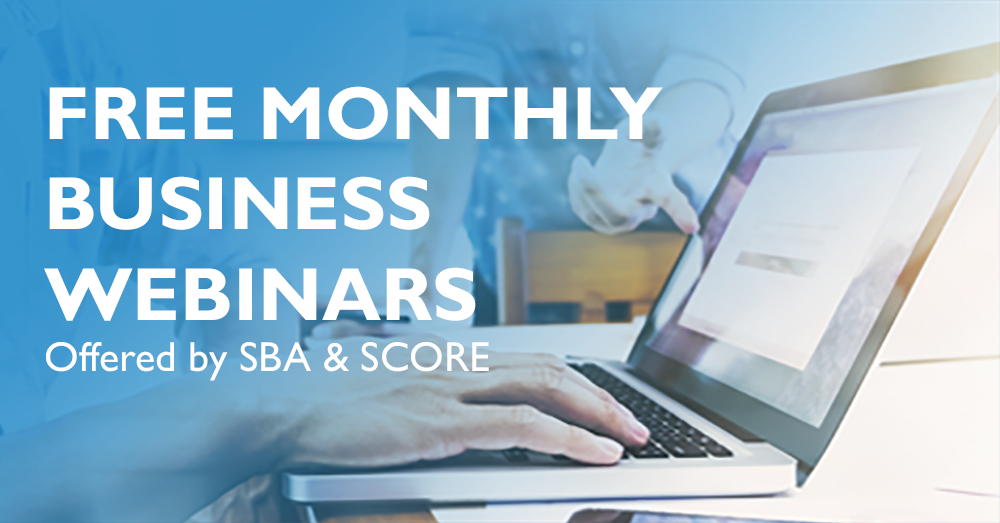 Small Business Webinars & Workshops